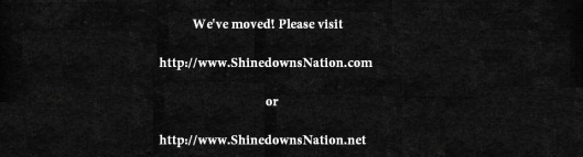 Shinedowns Nation